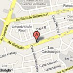 PetPlaza Enriquillo Map